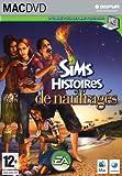 echange, troc Les Sims : histoires de naufragés