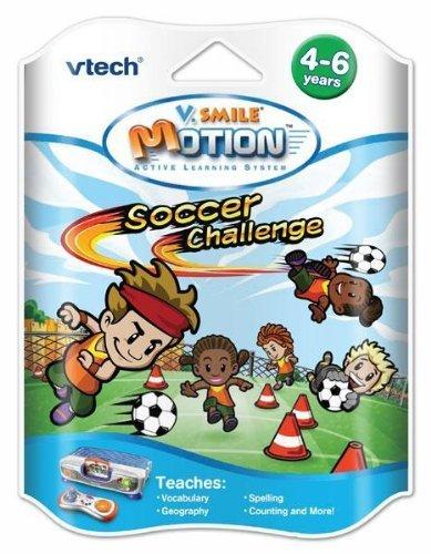 VTech V-Motion Smartridge: Soccer Challenge