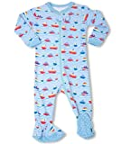"Leveret Footed ""Boat Design"" Pajama Sleeper 100% Cotton (Size 6M-5T)"