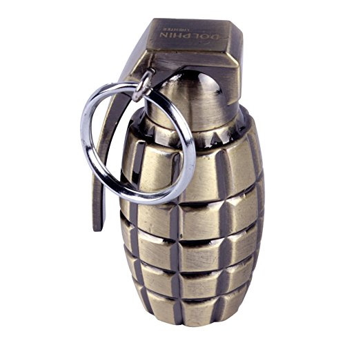 New S.O.S. Survival Gear Magnesium Grenade Camping, Hiking, Fire Starte