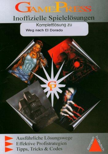 Weg nach El Dorado, Der Losungsbuch [Edizione: Germania]
