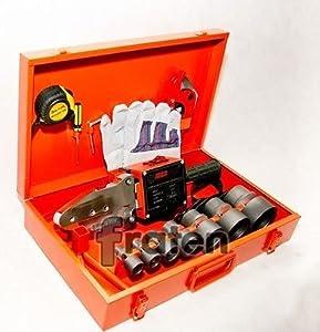 Muffenschweißgerät zum rationellen Stumpfschweißen 2660W 1663 mm Kunststoffrohrschweißer  BaumarktKundenbewertung und weitere Informationen