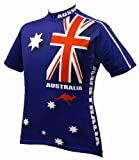 Australia Bicycle Jersey Large