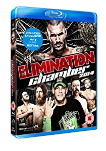 WWE: Elimination Chamber 2014 [Blu-ray]