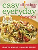 img - for By allrecipes.com Easy Everyday Favorites: From the World's #1 Cooking Website [Hardcover] book / textbook / text book