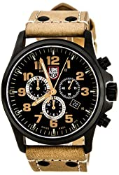 Luminox Men's A.1945 Atacama Analog Display Quartz Brown Watch