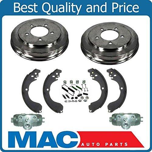 Mac Auto Parts 143944 Rear Brake Drums Shoes Spring Kit Wheel Cylinder Sebring Avenger Caliber Compass (Dodge Caliber 09 Wheel Spring compare prices)