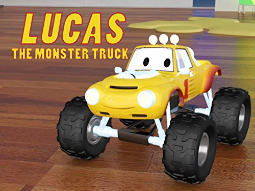 Lucas the Monster Truck on Amazon Prime Video UK