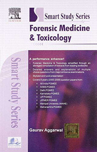 Smart Study Series: Forensic Medicine and Toxicology