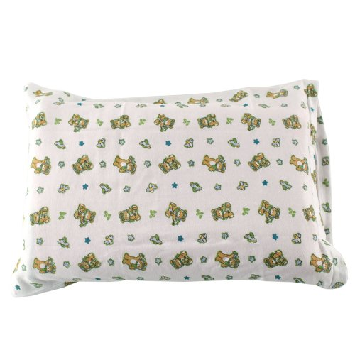 Best Price! Luvable Friends Infant Pillow Case, Traditional Blue Print