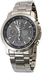 Seiko Men's SNA107 Titanium Bracelet Watch