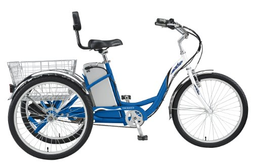Currie Technologies eZip TriCruiser Electric Bicycle