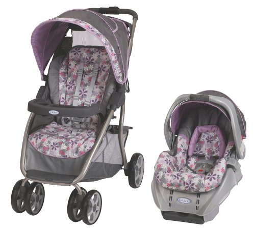 Read About Graco Dynamo Lite Classic Connect Travel System, Adaline