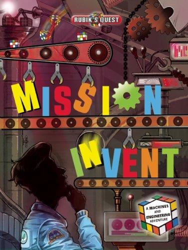 Mission Invent (Rubik's Quest)
