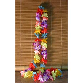 Floral Leis, available at Amazon.com!