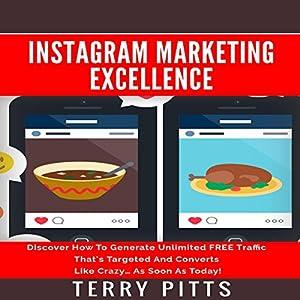 Instagram Marketing Excellence Audiobook
