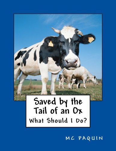 Free Kindle Book : Saved by the Tail of an Ox: What Should I Do?