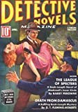 Detective Novels Magazine - 04/38: Adventure House Presents: