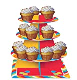 Sugar Buzz Tiered Cupcake Stand 8 Ct
