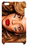 Beyonce Singer Fashion Hard back cover skin case for apple ipod touch 4 4th generation-it4b1045