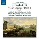 echange, troc  - Sonates Pour Violon ( Livre I - N°1 A 4)