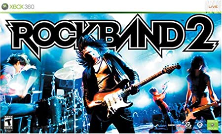 Xbox 360 Rock Band 2 Special Edition