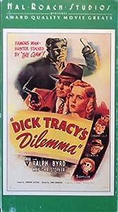 Dick Tracy's Dilemma [VHS]
