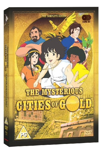The Mysterious Cities Of Gold: The Complete Series BBC (slim-line version) [DVD]