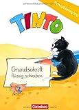 """TINTO 1 und 2 - Zu allen Ausgaben: 1./2. Schuljahr - Schreiblehrgang """"Grundschrift flüssig schreiben"""""""
