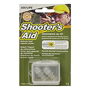 Shooter's Aid Sonic Ear Valves