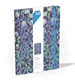 Museums and Galleries Marketing Victoria and Albert Museum 177 x 127 x 17cm Columbine Designed Lined Journal
