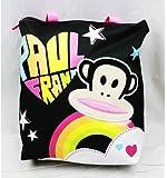 Tote Bag - Paul Frank - Black Rainbow Logo