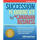 Succession Planning Kit for Canadian Businessby Lynne Butler