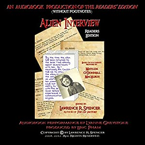 Alien Interview: Reader's Edition Audiobook