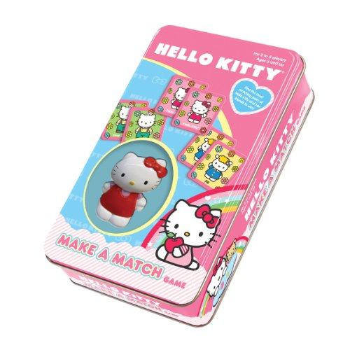 Hello Kitty Make a Match Card Game