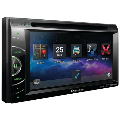 The Amazing Pioneer 6.1In 2Din Rcvr