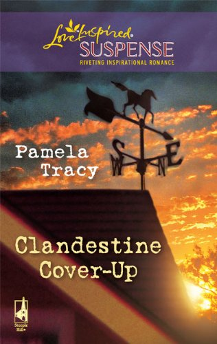 Image of Clandestine Cover-Up (Love Inspired Suspense)