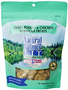 Natural Balance Limited Ingredient Diets Small Breed Duck & Potato Formula - 8oz