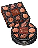 ブルボン ミニギフトチョコチップクッキー缶 60枚