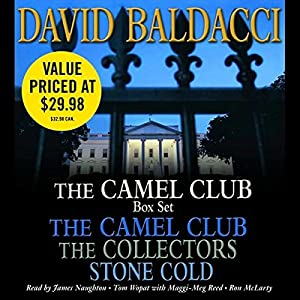 The Camel Club Audio Box Set Audiobook