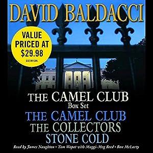 The Camel Club Audio Box Set Audiobook