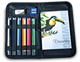 Royal & Langnickel Drawing Essentials Keep N' Carry Set