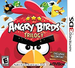 Angry Birds Trilogy 3DS - Nintendo 3DS Standard Edition