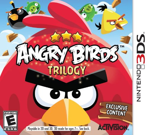 Angry Birds Trilogy DS