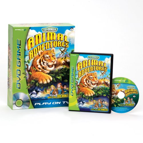 "Eco Rangersâ""¢  Animal Adventures DVD Game"