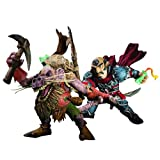 Gnome Rogue Brink Spannercrank vs. Kobold Minor Snaggle World of Warcraft Series 8 Figure 2 Pack