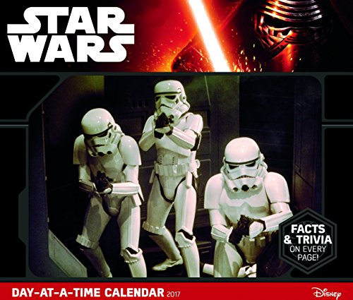 Star Wars Saga Day-at-a-time 2017 Calendar