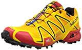 [サロモン] SALOMON SPEEDCROSS 3 GTX L38153300 L38153300 (Yellow Gold/RADIANT RED/BLACK/265)