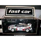●1/43 トヨタ  〓 セリカ GT-Four(ST205) / アルジェリア ラリー優勝車〓 TOYOTA