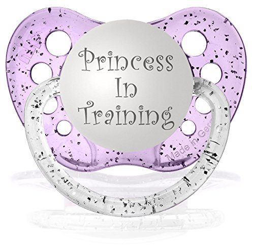 Personalized Pacifiers - Princess in Training - 1